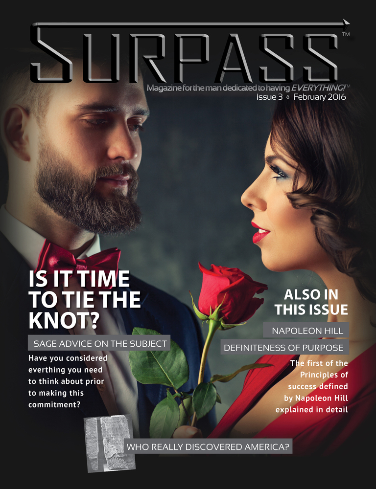 Surpass Magazine PDF Issue