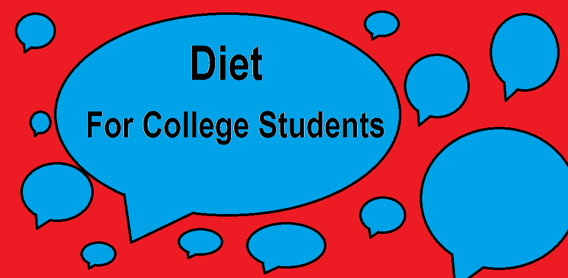 Diet for College Student